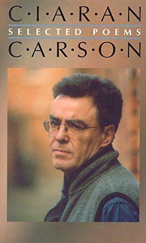 Selected Poems   Ciaran Carson