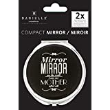 Danielle Enterprises Quote Compact Mirror, Mirror Mirror