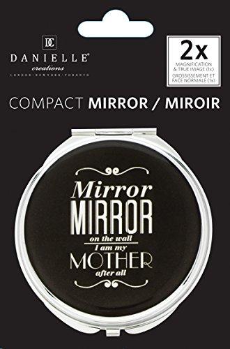 Danielle Enterprises Quote Compact Mirror, Mirror Mirror