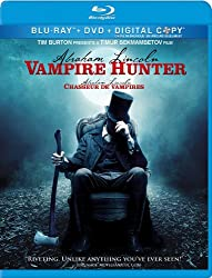 Abraham Lincoln: Vampire Hunter [Blu-ray + DVD + Digital Copy]