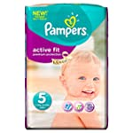 Pampers Active Fit Size 5 (Junior) Mo...
