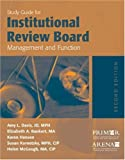 img - for Study Guide For Institutional Review Board Management And Function by Amy Davis (2005-11-11) book / textbook / text book