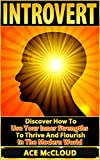 Introvert: Discover How To Use Your Inner Strengths To Thrive And Flourish In The Modern World (Introverts, Introvert Personality, Introvert, Succeess Strategies)