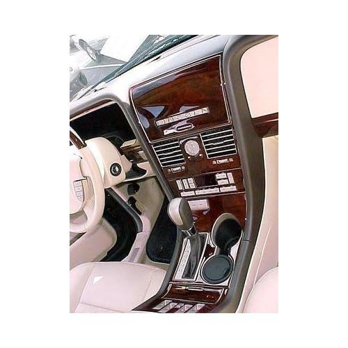 Lincoln Navigator Interior Wood Dash Trim Kit Set 2003 2004 2005 2006