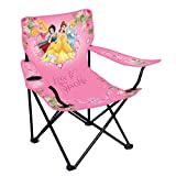 Disney Princess Folding Camp Chair - Pink (22