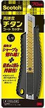 3M スコッチ チタンコートカッターPRO Lサイズ オートロック TI-DLA