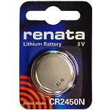 Renata CR 2450 Pile au lithium CR2450N 3 V