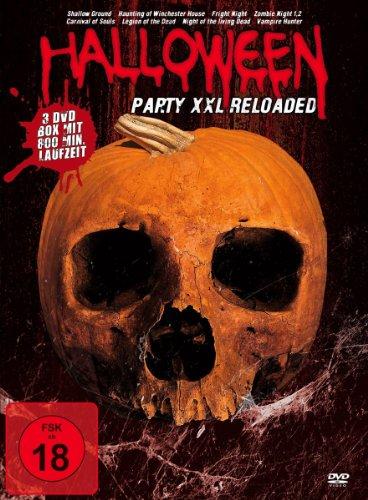 Halloween - Party XXL Reloaded [3 DVDs]