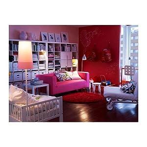 Floor/reading lamp, aluminium