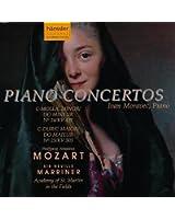 Mozart: Piano Concertos Nos. 24 and 25