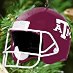 Football Helmet Ornament - Texas A&M