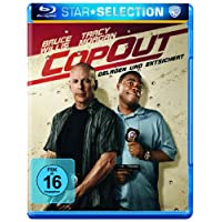 Cop Out - Geladen und ... (inkl. Digital Copy) [Blu-ray]