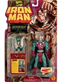 Iron Man: Dreadknight Poseable Action Figure with Firing Lance Action