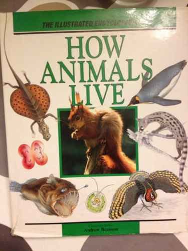 COMPLETE ENCYCLOPEDIA OF HOW ANIMALS LIVE