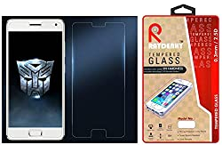Raydenhy 2.5D Curved Edges 0.33MM Thickness Tempered Glass For Lenovo Zuk Z2