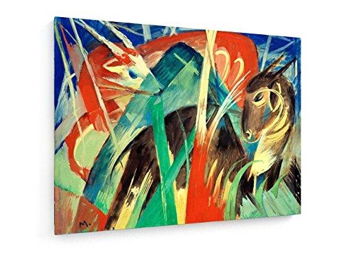 franz-marc-i-animales-imaginarios-80x60-cm-weewado-impresiones-sobre-lienzo-muro-de-arte