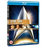 Star Trek II: The Wrath of Khan [Blu-ray] [1982]by William Shatner