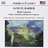 Image of Barber: Piano Concerto / Medea's Meditation and Dance of Vengeance