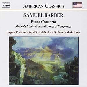 Barber - Concerto pour piano