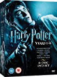 Harry Potter Collection - 1-6 [Import anglais]