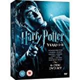 Harry Potter 1-6 [DVD]by Daniel Radcliffe