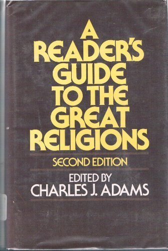 A Reader's Guide to the Great Religions PDF