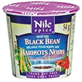 Nile Spice Soup, Black Bean, 1.9 Ounce (Pack of 12) ~ Nile Spice