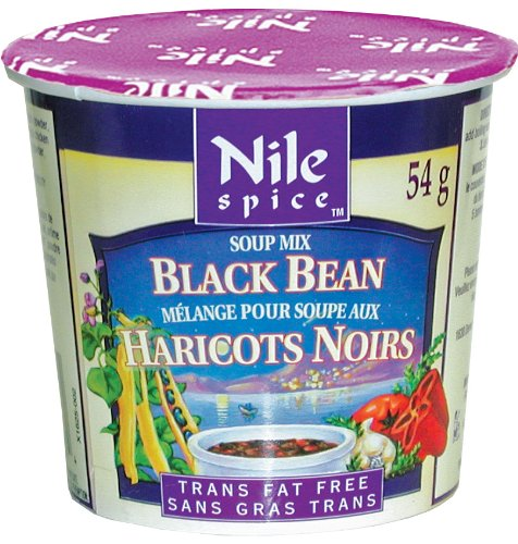 Nile Spice Soup, Black Bean, 1.9 Ounce (Pack Of 12)