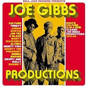 Various - Joe Gibbs & Friends - The Reggae Train 1968 - 1971