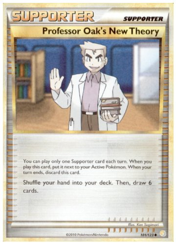 Pokemon: Professor Oak's New Theory - Heart Gold Soul Silver