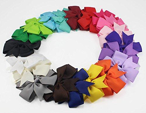 20pcs-lot-85x8cm-mixed-20-colors-grossgrain-big-bows-girls-boutique-hair-bow-color-3