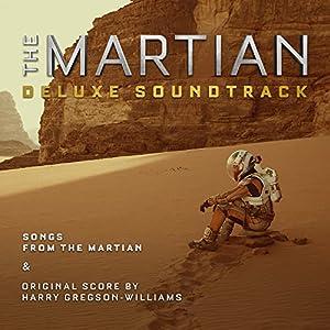 The Martian Deluxe Soundtrack (Amazon Exclusive)