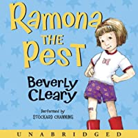 Ramona the Pest (       UNABRIDGED) by Beverly Cleary Narrated by Stockard Channing