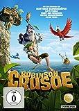 DVD & Blu-ray - Robinson Crusoe