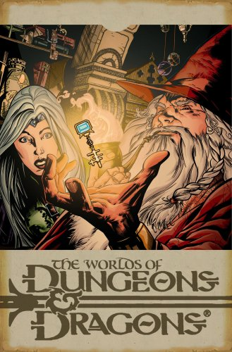 The Worlds of Dungeons & Dragons Volume 2 (v. 2)