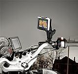 BuyBits RAM GARMIN NUVI 500 550 MOTORCYCLE HANDLEBAR or RAIL MOUNT RAM-B-149Z-GA32U