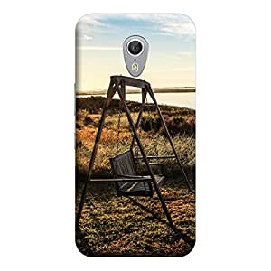 Ebby Premium Printed Mobile Back Case Cover With Full protection For Lenovo ZUK Z1 (Designer Case)