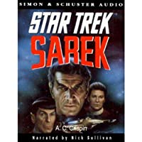 Sarek: Star Trek Pocket Books, Book 69 (       UNABRIDGED) by A. C. Crispin Narrated by Nick Sullivan