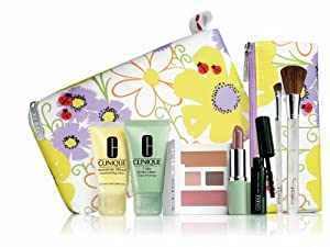 2013 Macy's Clinique 8 Pcs Spring Skin Care & Makeup Gift Set (A $65 Vsalued) by Clinique