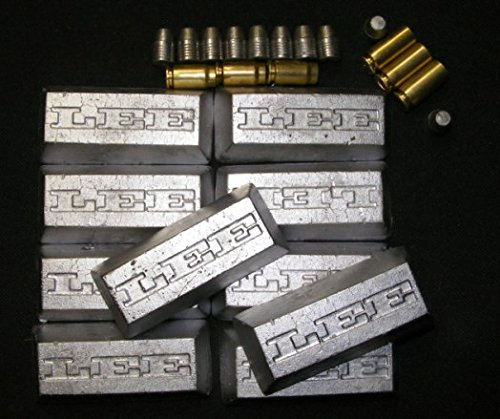 Steve's Gift Shoppe - 19.1 Pounds Lead Ingots - Casting Lead for finshing sinkers, bullets, jewelery (Bullet Steve compare prices)