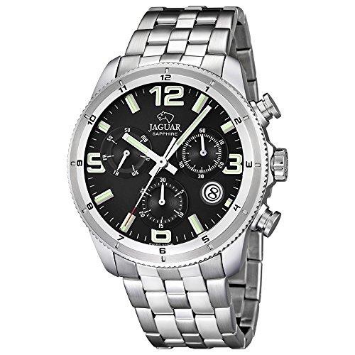 reloj-jaguar-hombre-j687-3-cronografo-negro-acero-inoxidable-44-mm