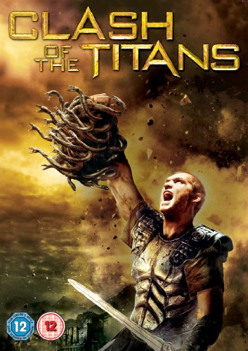 Clash Of The Titans [DVD] [2010]
