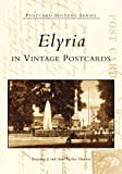 img - for Elyria in Vintage Postcards (OH) (Postcard History Series) book / textbook / text book