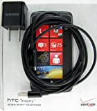 HTC Trophy 6985 Windows Phone 7 3G WiFi Smartphone Verizon Wireless