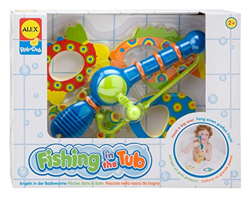 ALEX Toys Rub a Dub Fishing in the Tub (Alex Fishing In The Tub compare prices)