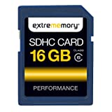 Extrememory Performance Class 6 SDHC 16GB Speicherkartevon &#34;Extrememory&#34;