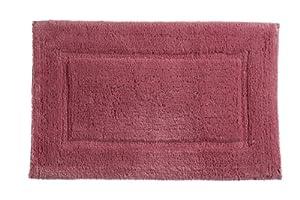 christy tapis de bain touffu 50 x 80 cm vieux rose amazon. Black Bedroom Furniture Sets. Home Design Ideas