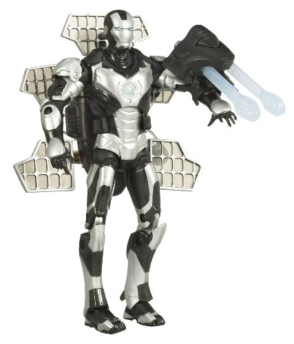 Iron Man Movie Action Figure Satellite Armor Iron Man