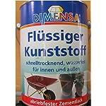 Dimensa Flüssiger Kunststoff 750 ml RAL 9010 Weiß