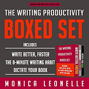 The Writing Productivity Bundle Audiobook